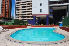 Apartamento em Fortaleza - Porto de Iracema Varanda lateral -...